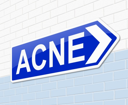Sign to nearest pharmacy to obtain Treclin Acne Gel