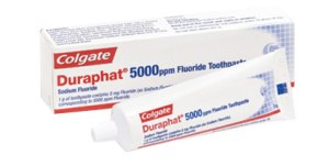 Colgate Duraphat 5000ppm fluoride toothpaste